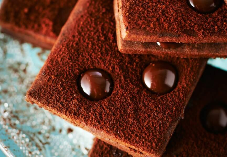 Sablés cacao