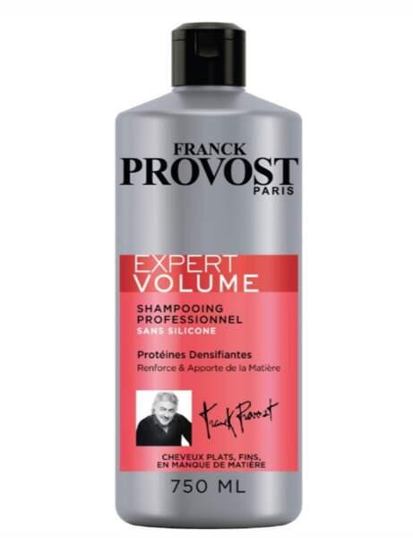 Le shampooing expert volume Franck Provost