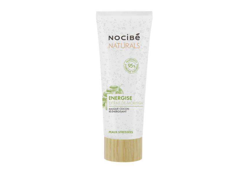 Masque cocon re-énergisant Naturals Nocibé