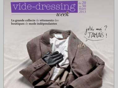 Vide dressing week : dix jours pour donner une deuxième vie à vos vêtements