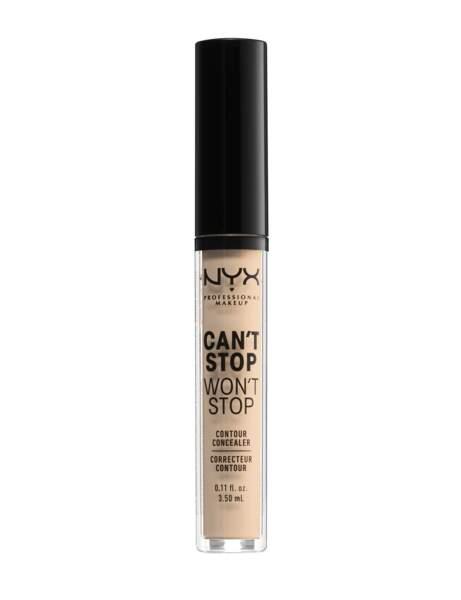 Le Can't Stop Won't Stop de Nyx Cosmetics