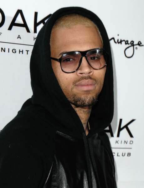La barbe de Chris Brown