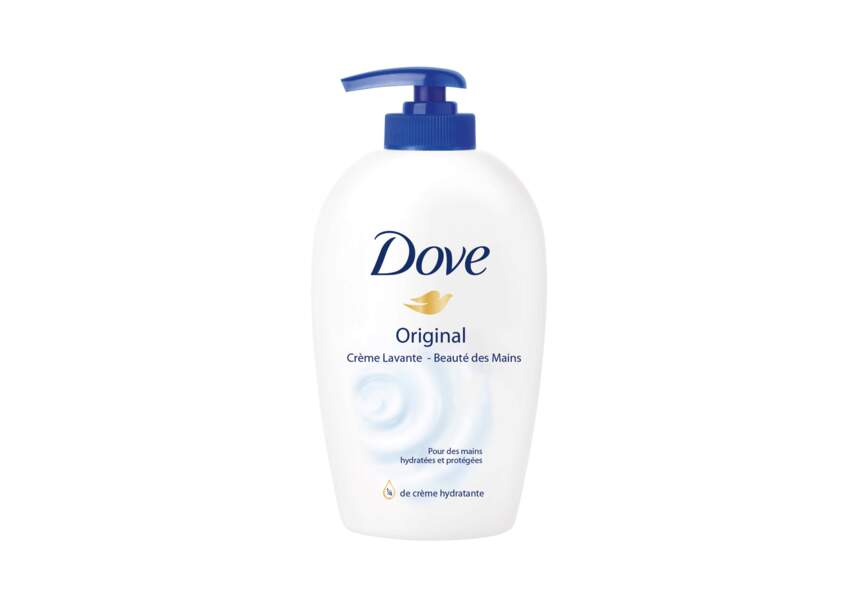 La Crème Lavante pour les mains Dove