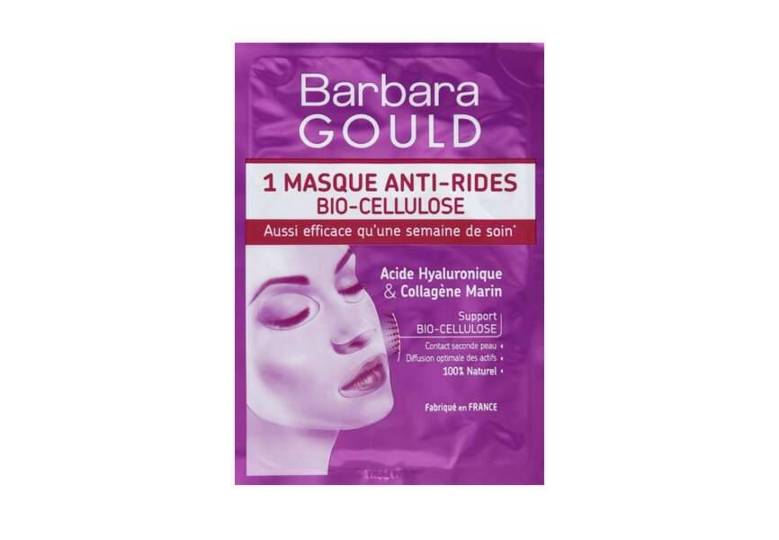 Masque Bio-Cellulose Anti-Rides Barbara Gould