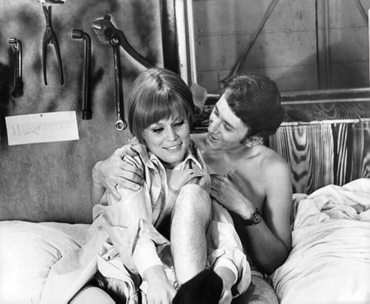 En 1969, il tire Le Diable par la queue avec Marthe Keller