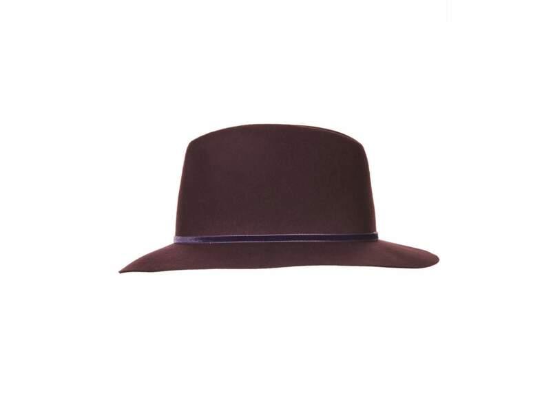 Le chapeau de couleur