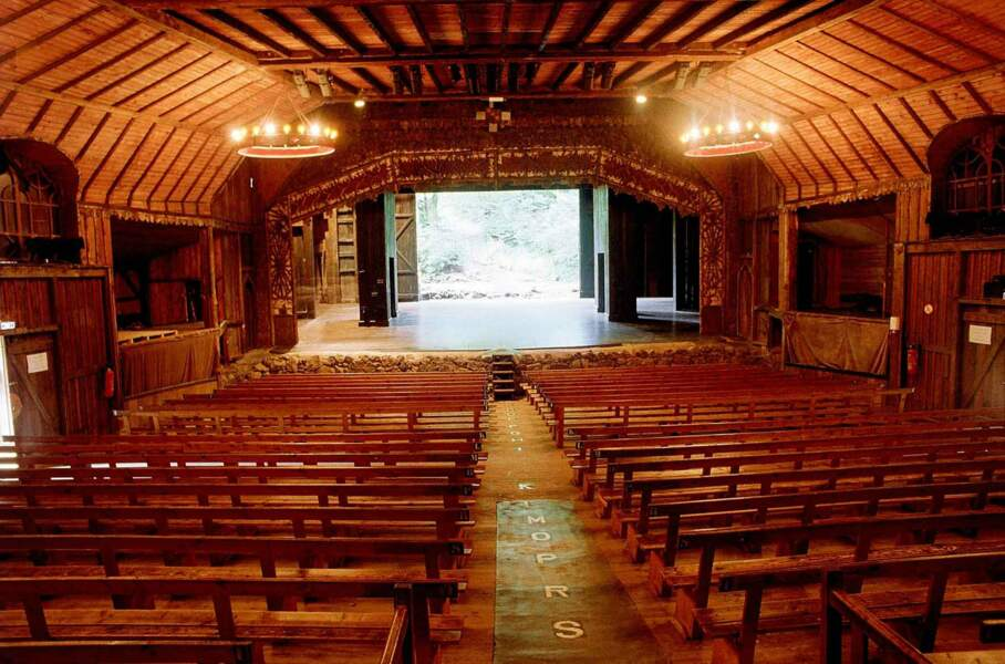 Du théâtre au cœur de la forêt vosgienne