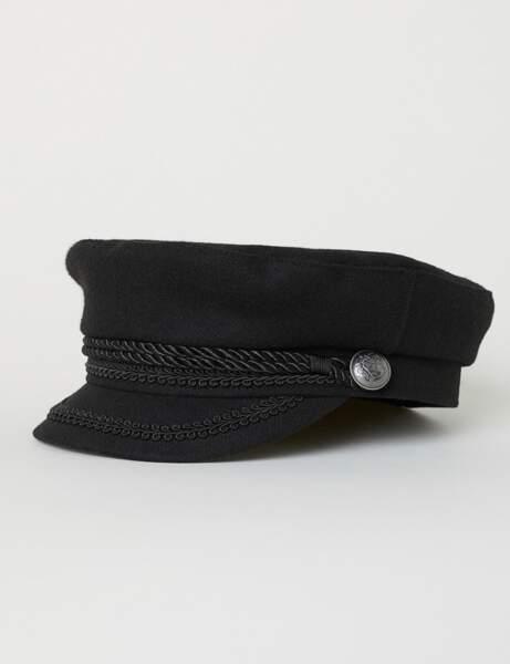 Nouveautés H&M : la casquette de marin