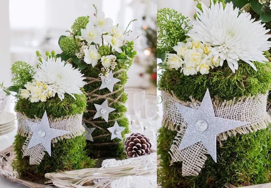 Bouquets étoilés