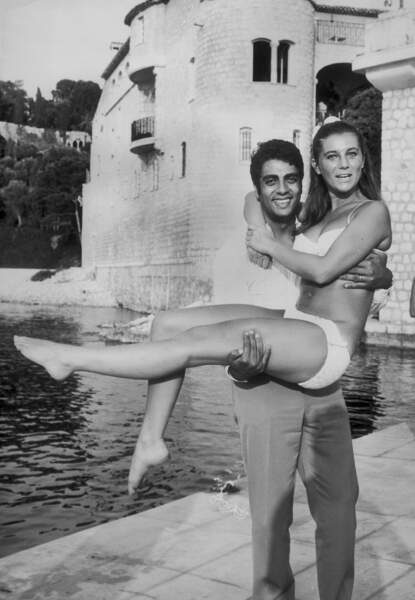 Sheila  et Enrico Macias en 1967