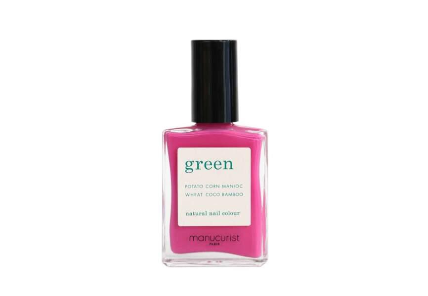 Le vernis Green Petula Manucurist