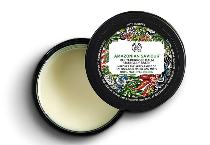 Soin tatouages : Baume Multi-Usage  de The Body Shop