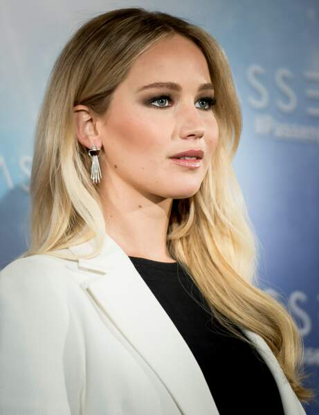 Jennifer Lawrence avant sa rupture