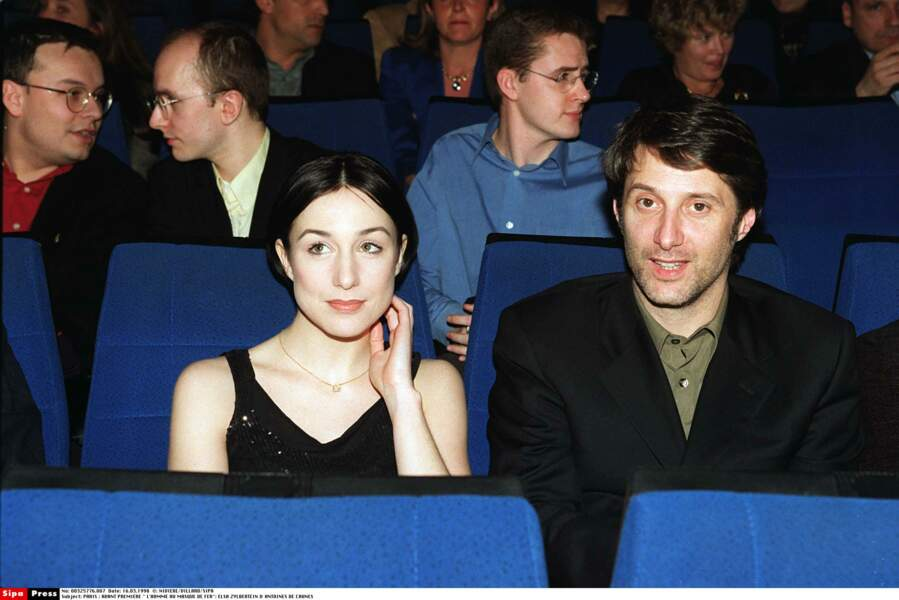 Antoine De Caunes, Elsa Zylberstein, 1997-2005