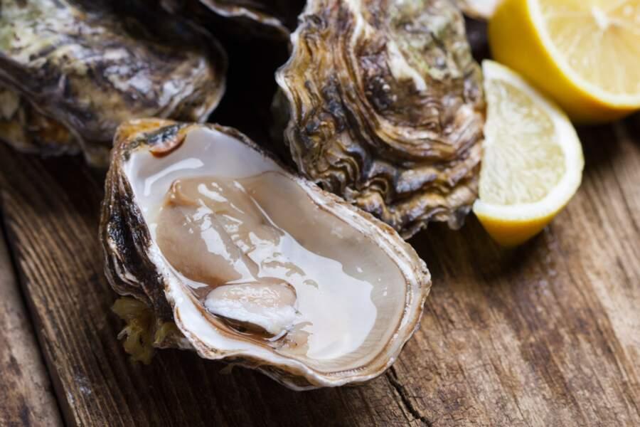L'huître, super-aliment de la mer