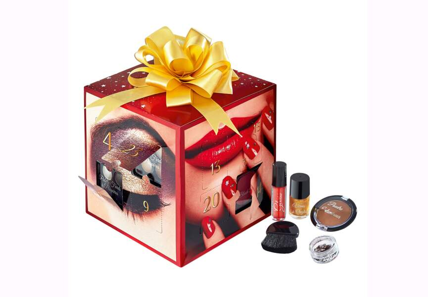 19,95 € : le calendrier make up Nocibé