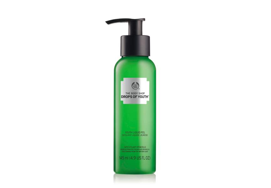 L'Exfoliant liquide jeunesse The Body Shop