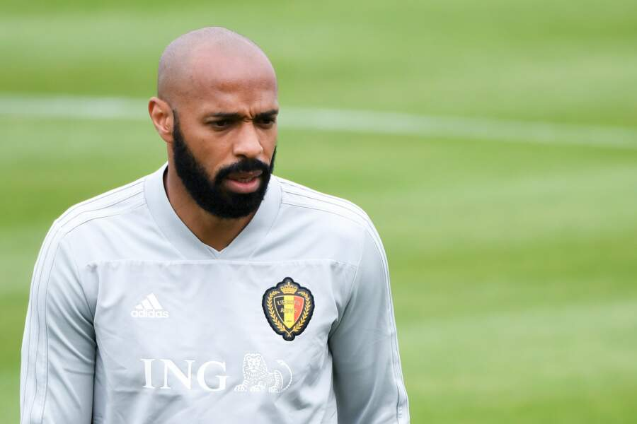 Thierry Henry : 2018