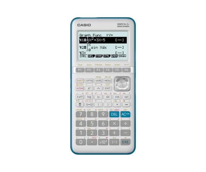 Calculatrice Graph 35+E II - Casio