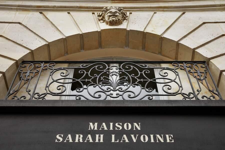 Nouvelle adresse : la Maison Sarah Lavoine