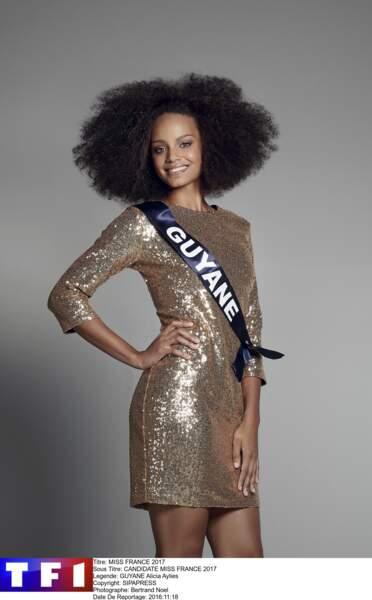 Miss Guyanne - Alicia Aylies