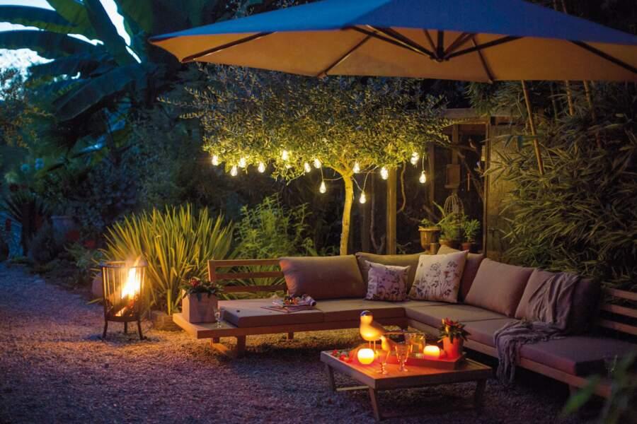 20 luminaires d\'extérieur pour mon jardin - Femme Actuelle
