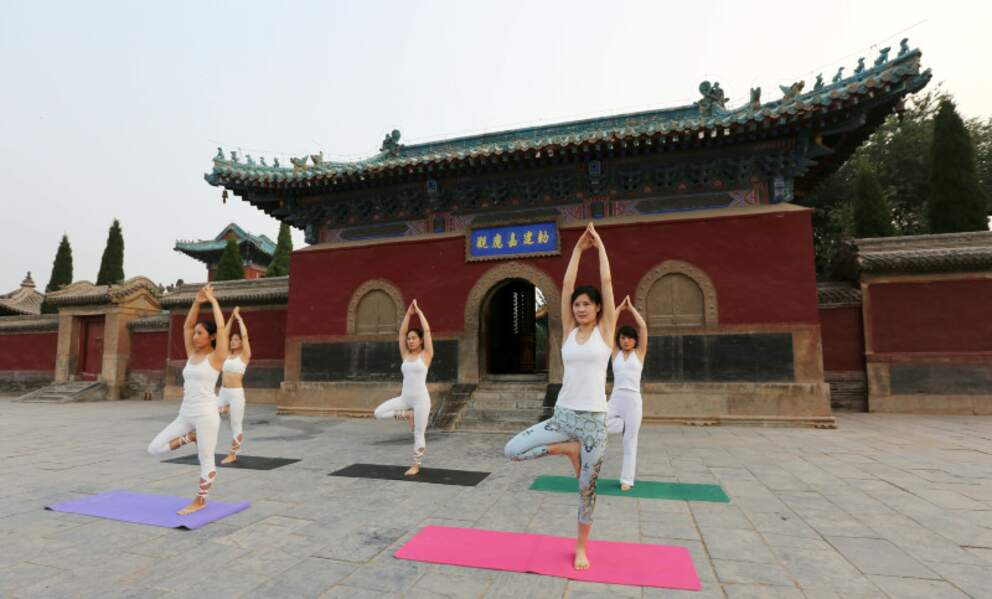 Yoga Day : le yoga est également indiqué pour les enfants et les femmes enceintes