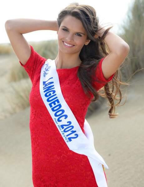 Emmanuelle Fabre : Miss Languedoc