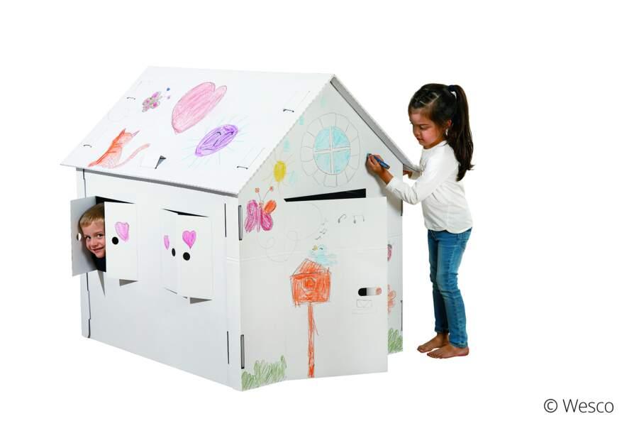 Une maison à décorer