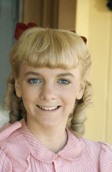 Nellie Oleson jouée par Alison Arngrim