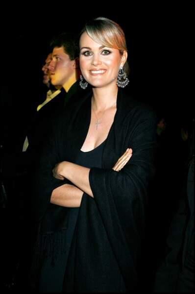 Laeticia Hallyday 2007