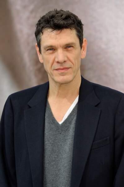 """Marc Lavoine pour la présentation de la série """"Crossing lines"""" au festival de Monte-Carlo le 10 juin 2013."""