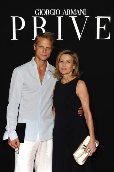 Claire Chazal et Arnaud Lemaire