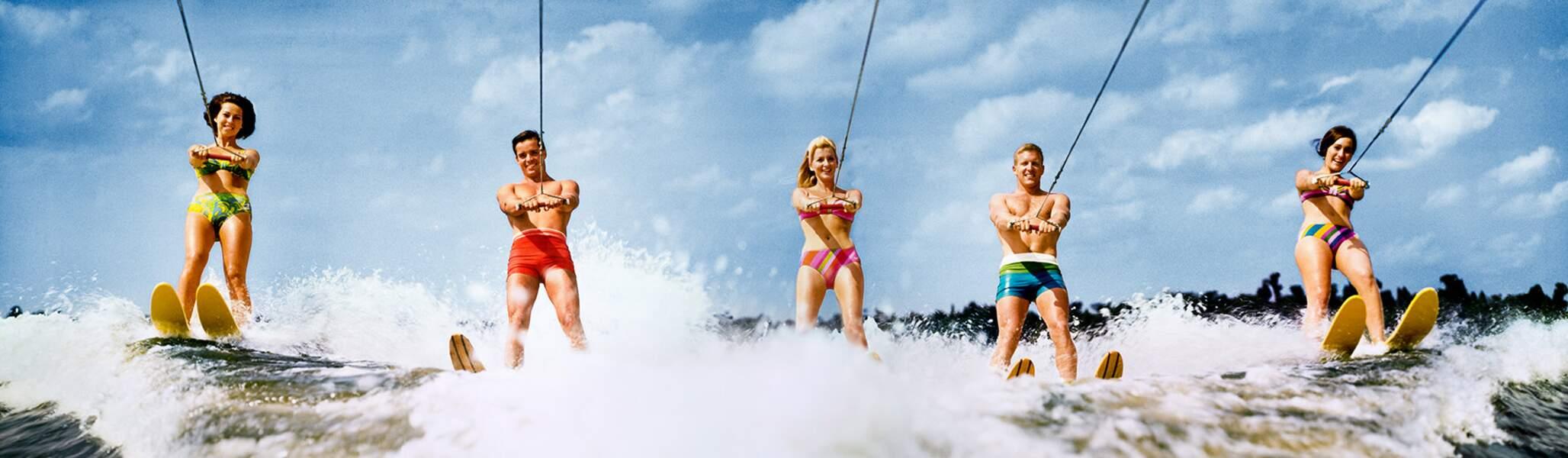 Water Skiers, n.d