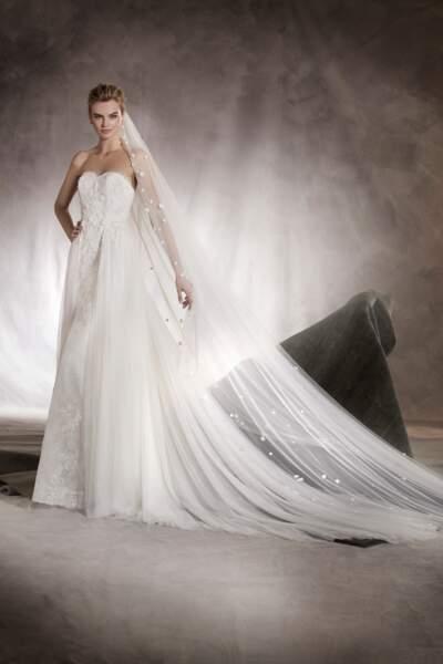 Robe de mariée Pronovias : Arizona