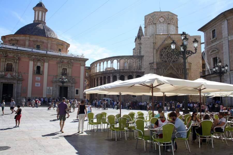Plaza dela Virgen