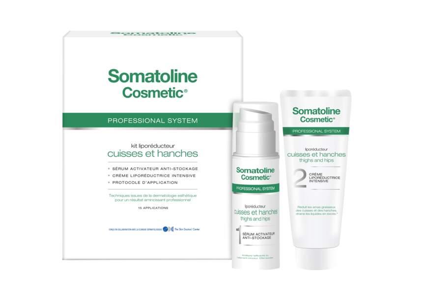 Bénédicte a testé le kit Liporéducteur de Somatoline Cosmetic