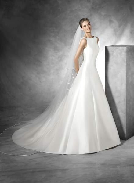 Robe de mariée Pronovias : Tona