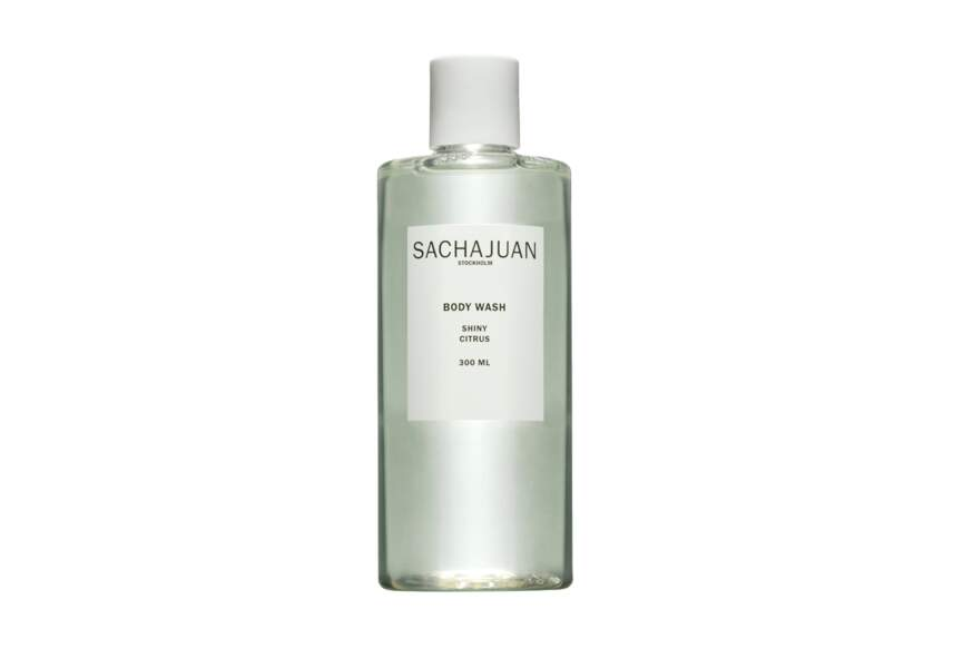 Le Body Wash Shiny Citrus Sachajuan