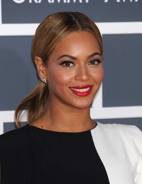 Le look chic de Beyoncé