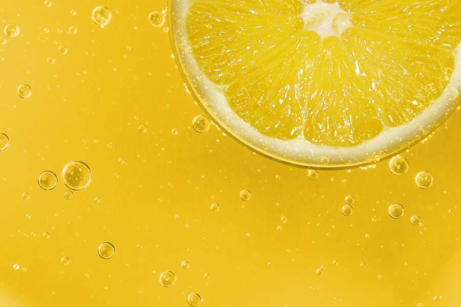 Remède au citron : pour apaiser une brûlure légère