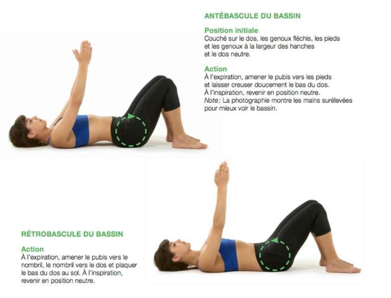 8 exercices pour lutter contre le mal de dos - Femme Actuelle