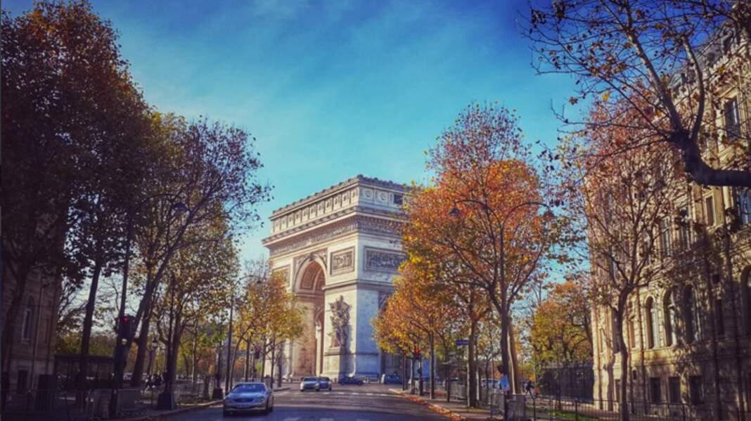 10. Arc de Triomphe