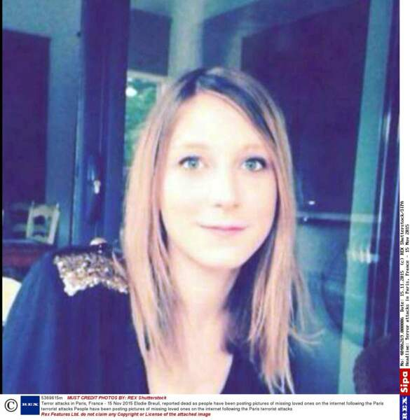 Elodie Breuil, 23 ans.