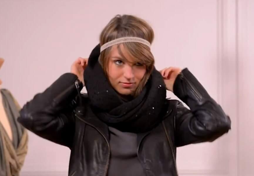 Un snood et un headband