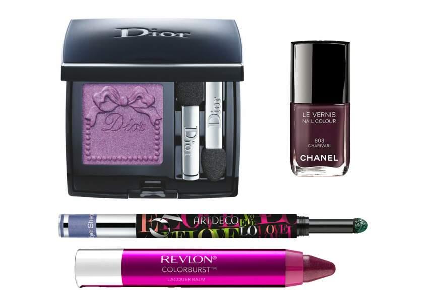 Make-up ultraviolet