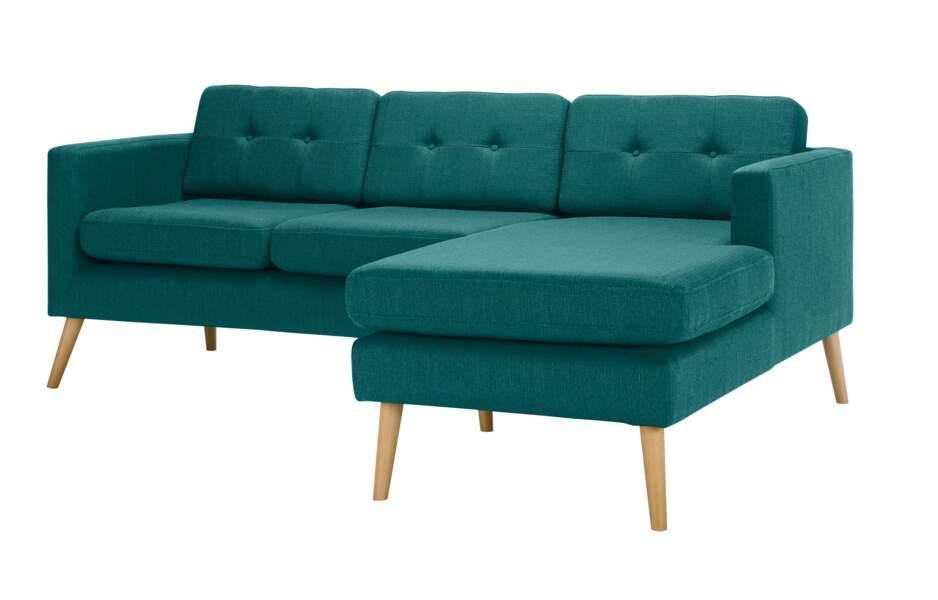 Canapé d'angle petit budget