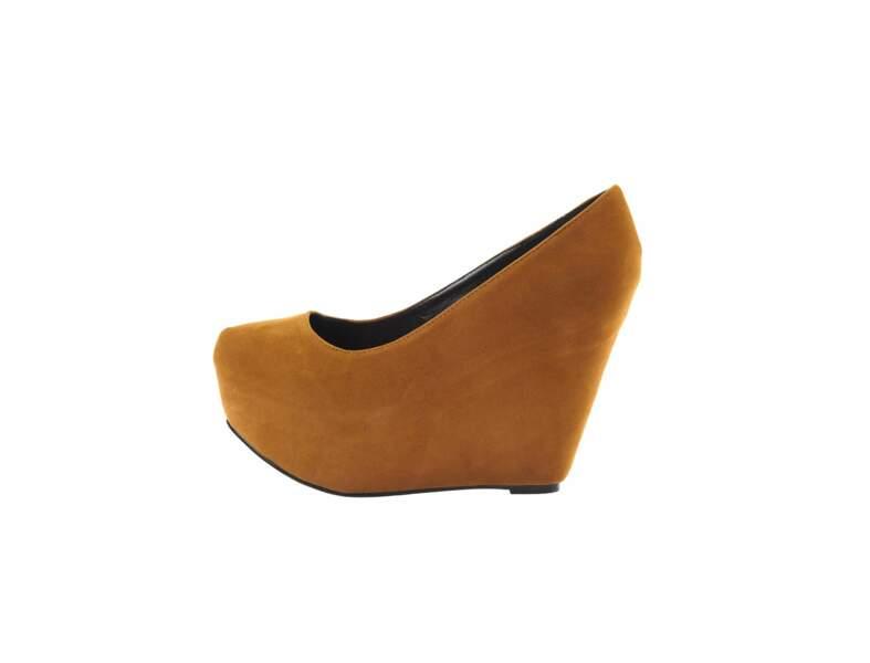 Chaussures compensées Kiabi