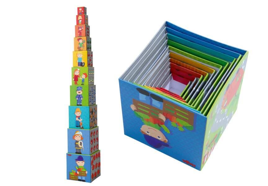 Des cubes