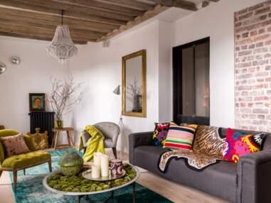 Inspiration déco : le loft baroque